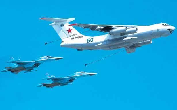 روسيا تقلب الموازين العسكرية في سوريا