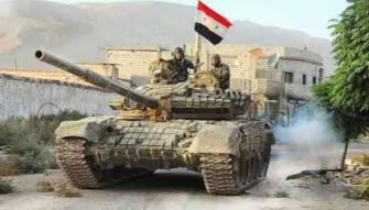 الجيش السوري يقترب من الانتصار في حلب<br /> تقدم قرب الحدود التركية والقصف الروسي عنيف