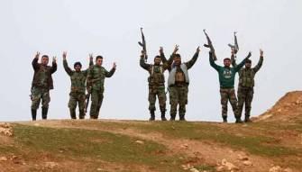 سباق بين وقف اطلاق النار وانتصار النظام وحزب الله<br /> كيري يرى ان موسكو تناور وستواصل القصف في سوريا لثلاثة أشهر