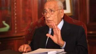 تضارب الأنباء حول<br /> وفاة محمد حسنين هيكل
