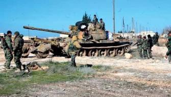 الجيش السوري على مشارف اعزاز والاسد لا يستبعد تدخلا سعوديا تركيا<br /> مؤتمر ميونيخ: وقف العمليات العسكرية باستثناء «داعش» و«النصرة»