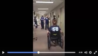 فيديو يختصر الأمل في لقطات