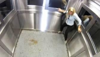 بالفيديو: كيف يكون رد فعل الفتيات عند وضعهم في مصعد مع فئران وصراصير؟