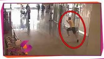 5 حوادث غامضة التقطتها كاميرات المراقبة..!!