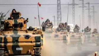 التوغل التركي يتوسع والرعاية الروسية تحمي اتفاق الحسكة