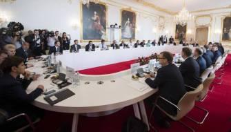 """قمة الاتحاد الأوروبي ترفض عقوبات """"سورية"""" ضد روسيا"""