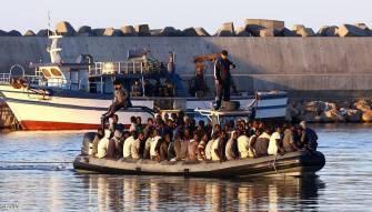 أوروبا تكافح الهجرة غير الشرعية من إفريقيا
