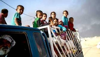 اكبر معركة في الموصل منذ الغزو الاميركي 2003<br /> مقتل جندي اميركي وبغداد وانقره تتبادلان الاتهامات