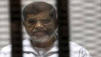 حكم نهائي بحبس مرسي 20 عاما