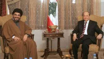 حزب الله ابلغ عون: لن نقبل باقصاء حلفائنا