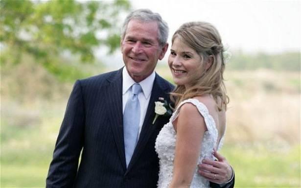 كشف الرئيس الأميركي الأسبق جورج بوش الإبن عن سرّ للمرّة الأولى في حياته.
