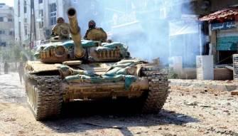 الجيش السوري يُوسّع سيطرته شرق حلب