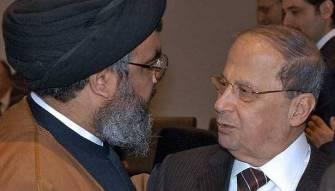 طلب غربي لقوى «البيال» لرفض موقفي رئيس الجمهوريّة ونصرالله