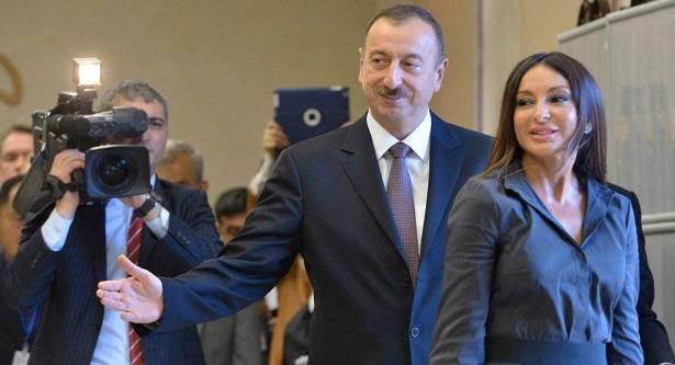 في أذربيجان. الرئيس يحكم وزوجته نائب أول له لوما نيوز — اخبار اليوم