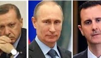 الأسد لبوتين: لم اعد اتحمل التدخل التركي