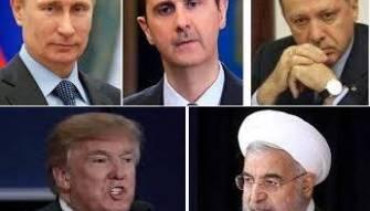 التقرير الاستراتيجي<br /> هل يربح الأسد المعركة ضد تركيا ام يخسرها خاصة مع بدء التوتر الإيراني – التركي