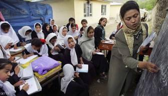 ملايين الأطفال الأفغان.. في خطر