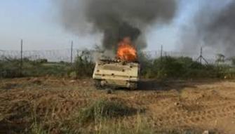 سيطرة الجيش اليمني واللجان على جبال عليب قبالة منفذ الخضراء في نجران