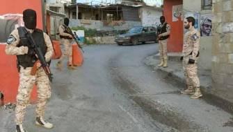 مقاتلون من انصار الله ينتشرون في الميّة وميّة