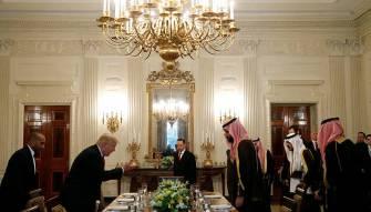 """""""صراع العروش"""" في البيت السعودي"""