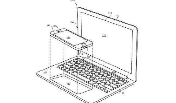 آبل تفكر بتحويل آيفون إلى لوحة لمس لحاسب ماك بوك   الديار