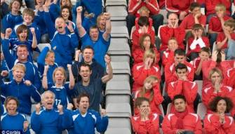 How fans worldwide watch football