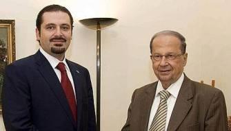 وصول الرئيسين عون والحريري الى عمان للمشاركة في القمة العربية