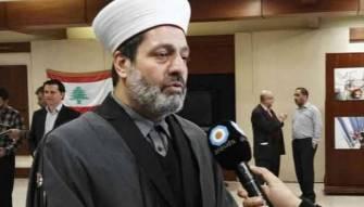 الشيخ بلال شعبان لـ«الديار»: للكف عن التحريض على طرابلس