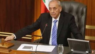 بري: مرفوض ايصال لبنان الى دائرة الفوضى