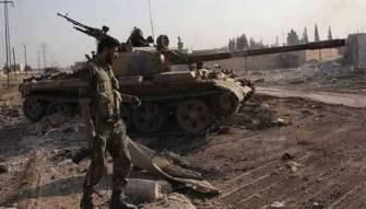 جبهة الجنوب السوري تهدد امن المنطقة وبينها لبنان