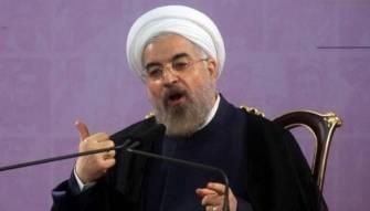 """روحاني يحذر من """"التطرف"""" في إيران"""