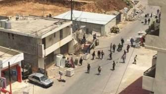 جرحى في اشتباكات مخيم البداوي