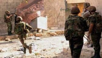 معارك بين المسلحين في الغوطة الشرقية