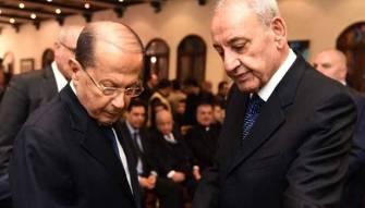عون يفتتح دورة استثنائية وبري سيواصل الجلسة