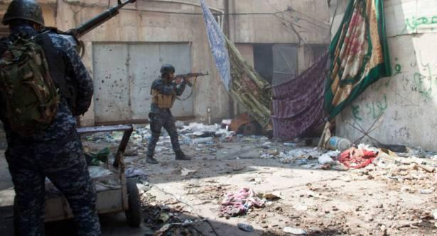 القوات العراقية تحرر حي الورشان غربي الموصل