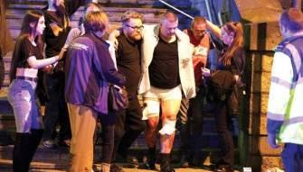 الارهاب يضرب بريطانيا مجدداً... 22 قتيلاً و60 جريحاً