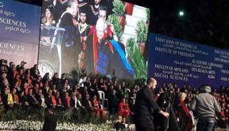 الرئيس فارس: انبذو الفساد بقوة الايمان بالحق وانزعوه من الدولة