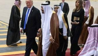 قراءة روسيّة لزيارة ترامب الى السعوديّة