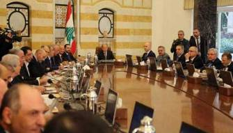 الحكومة قائمة على ربط النزاع وقمم الرياض لن تسقطها
