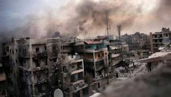 استنفار امني وحذر سياسي من الحسم في سوريا