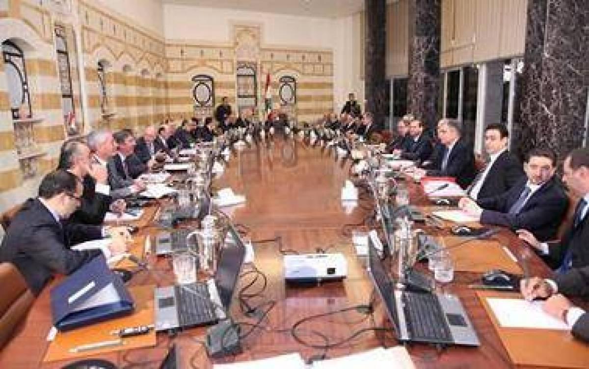 Cabinet convenes in Baabda, diplomatic appointments top agenda