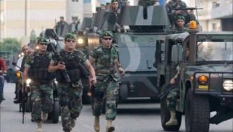 دعم سياسي وشعبي للجيش لطرد الإرهابيين