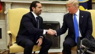 «المستقبل»: زيارة الحريري الى واشنطن كرّست حضور لبنان في ادارة ترامب