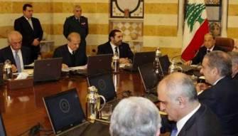 توتر «قضائي» و«كهربائي» في جلسة مجلس الوزراء اليوم