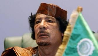 روايتان لمقتل القذافي!