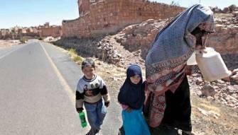 اليمنيون مجبرون على الاختيار بين الموت والحياة