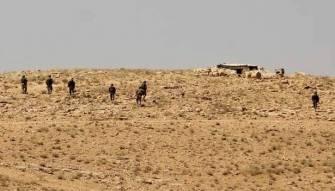 الجيش يتقدّم في الجرود ويحكم الطوق على مجموعات «داعش»