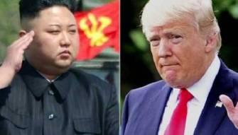 ترامب يشيد بحكمة زعيم كوريا الشمالية ويلقي «اللوم» على الجانبين في احداث فرجينيا