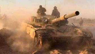 روسيا تنشر صوراً تثبت تواطؤ أميركا مع «داعش» في ريف دير الزور