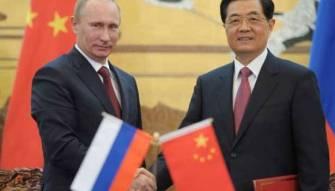 العلاقات الإقتصاديــّـة بين روسيا والصـيـن